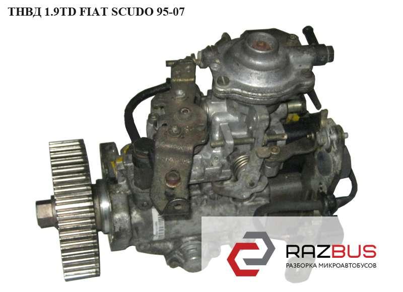 0460494388 ТНВД 1.9TD FIAT SCUDO 2004-2006г