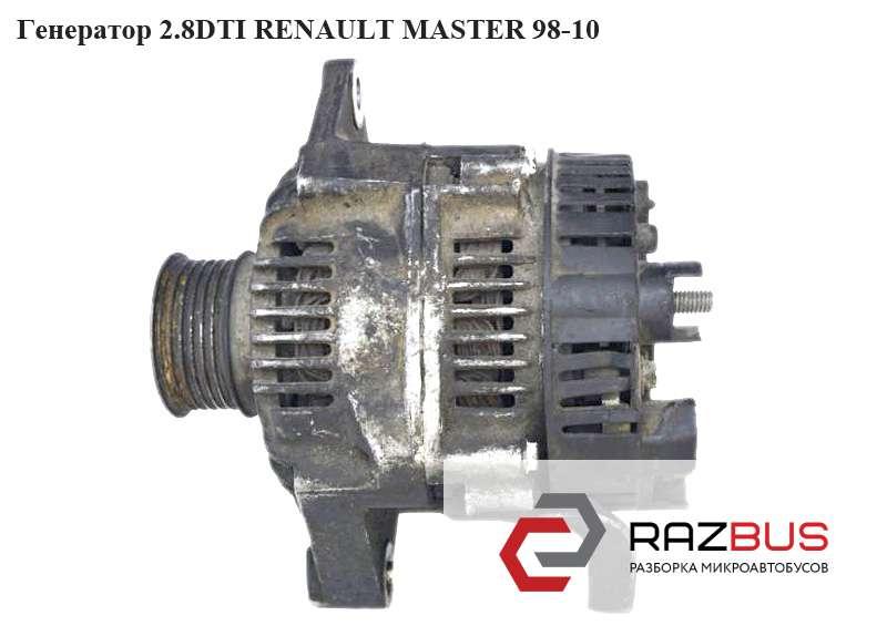 7700300407 Генератор 2.8DTI RENAULT MASTER II 1998-2003г
