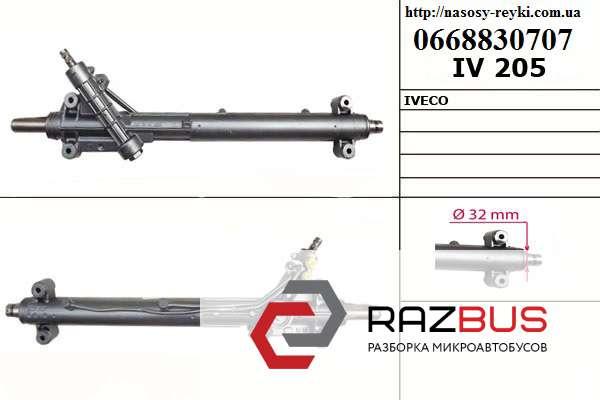 Рулевая рейка с Г/У реставрация IVECO DAILY E IV 2006-2011г