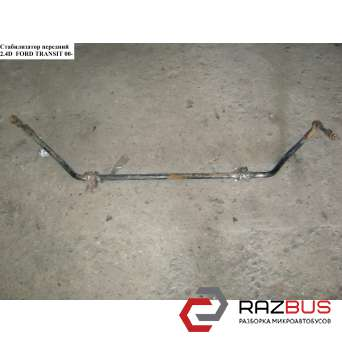 Стабилизатор передний D25 ухо горизонтальное FORD TRANSIT 2000-2006г