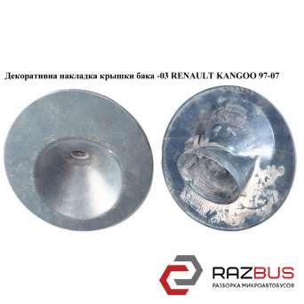 Декоративная накладка крышки бака -03 RENAULT KANGOO 1997-2007г RENAULT KANGOO 1997-2007г