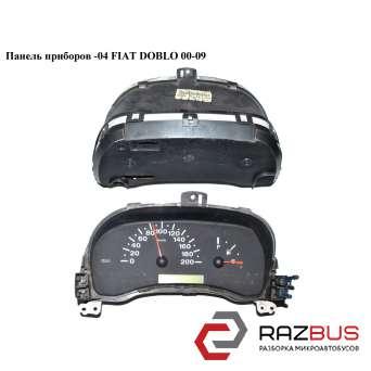 Панель приборов -04 FIAT DOBLO 2000-2005г