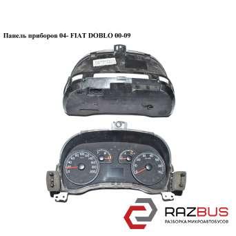 Панель приборов 04- FIAT DOBLO 2000-2005г