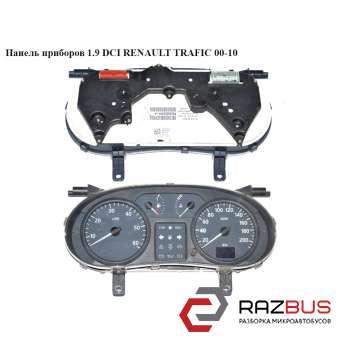 Панель приборов -06 тах.60 спид.200 RENAULT TRAFIC 2000-2014г RENAULT TRAFIC 2000-2014г