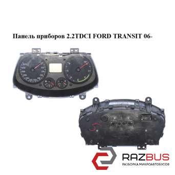 Панель приборов дизель FORD TRANSIT 2006-2014г