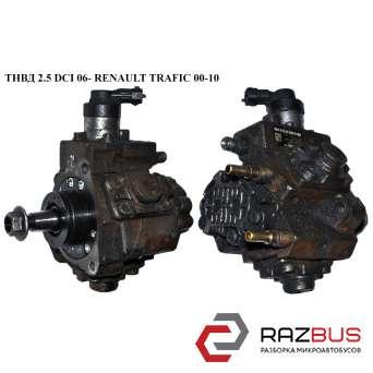 ТНВД 2.5DCI 06- RENAULT TRAFIC 2000-2014г
