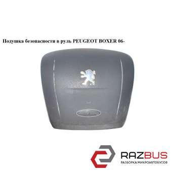Подушка безопасности в руль на 2 фишки FIAT DUCATO 250 Кузов 2006-2014г