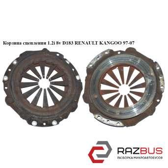 Корзина сцепления 1.2i 8v D183 RENAULT KANGOO 1997-2007г RENAULT KANGOO 1997-2007г