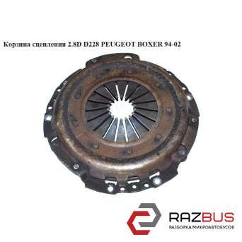 Корзина сцепления 2.8D D228 FIAT DUCATO 230 Кузов 1994-2002г
