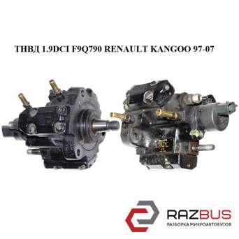 ТНВД 1.9DCI F9Q790 RENAULT KANGOO 1997-2007г