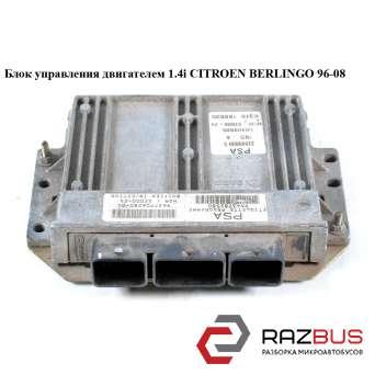 Блок управления двигателем 1.4i PEUGEOT PARTNER M49 1996-2003г PEUGEOT PARTNER M49 1996-2003г