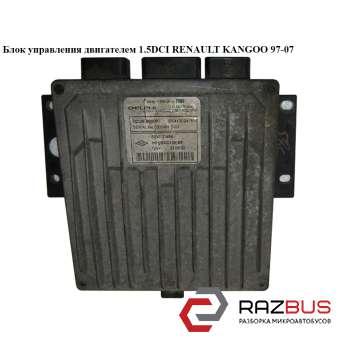 Блок управления двигателем 1.5DCI NISSAN KUBISTAR 2003-2008г NISSAN KUBISTAR 2003-2008г