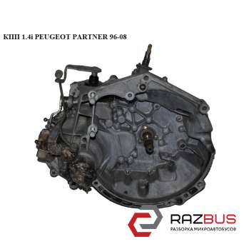 КПП 1.4i CITROEN BERLINGO M59 2003-2008г