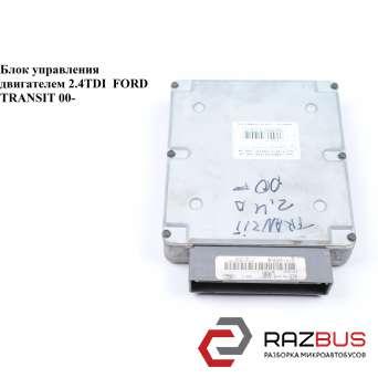 Блок управления двигателем 2.4TDI FORD TRANSIT 2000-2006г FORD TRANSIT 2000-2006г