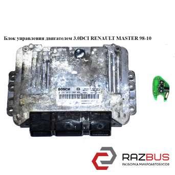 Блок управления двигателем 3.0DCI RENAULT MASTER III 2003-2010г RENAULT MASTER III 2003-2010г