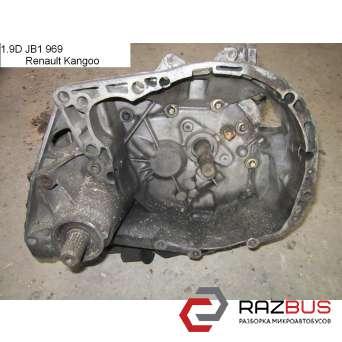 КПП 1.9D RENAULT KANGOO 1997-2007г