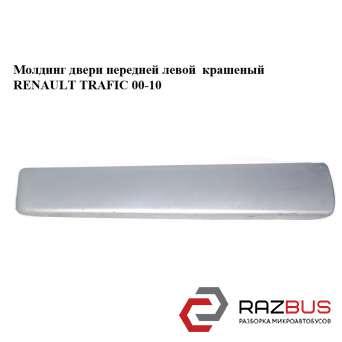 Молдинг двери передней левой крашеный RENAULT TRAFIC 2000-2014г
