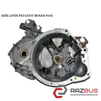 КПП 2.8TDI CITROEN JUMPER 1994-2002г CITROEN JUMPER 1994-2002г