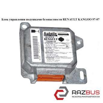 Блок управления подушками безопастности RENAULT KANGOO 1997-2007г RENAULT KANGOO 1997-2007г