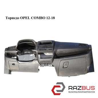 Торпедо OPEL COMBO 2001-2011г