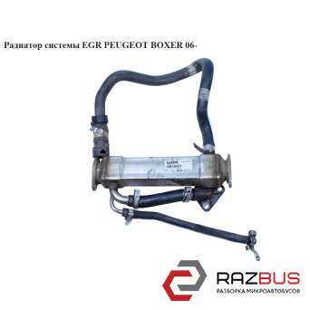 Радиатор системы EGR CITROEN JUMPER III 2006-2014г