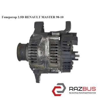 Генератор 2.5D RENAULT MASTER II 1998-2003г RENAULT MASTER II 1998-2003г