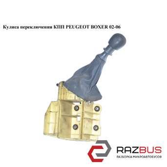Кулиса переключения АКПП PEUGEOT BOXER II 2002-2006г