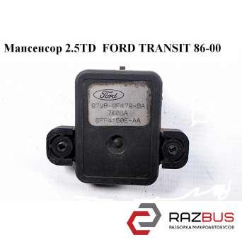 Мапсенсор 2.5TD FORD TRANSIT 1985-2000г