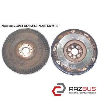 Маховик 2.2DCI RENAULT MASTER II 1998-2003г
