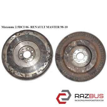 Маховик 2.5DCI RENAULT MASTER II 1998-2003г
