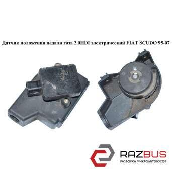 Датчик положения педали газа 2.0JTD электр. FIAT SCUDO 1995-2004г