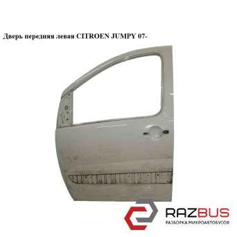 Дверь передняя левая FIAT SCUDO 2007-2016г