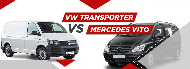 Что выбрать на вторичном рынке: VW Transporter или Mercedes Vito?