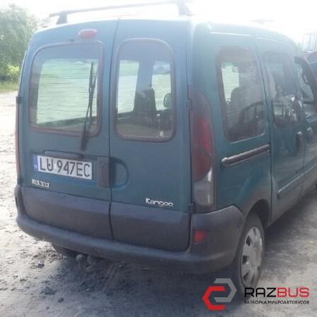 Renault Kangoo 2000р. (зеленый) 1.9d кпп 5ст. мех.