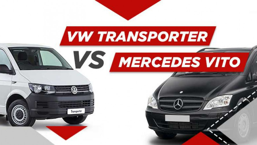 Что выбрать: Вито или Транспортер